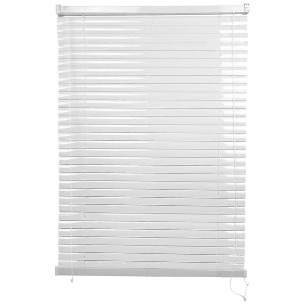 Aluminum Alloy Window Blinds Roller Shade Roll Up Shades Blind Anti UV (Silver Gray)