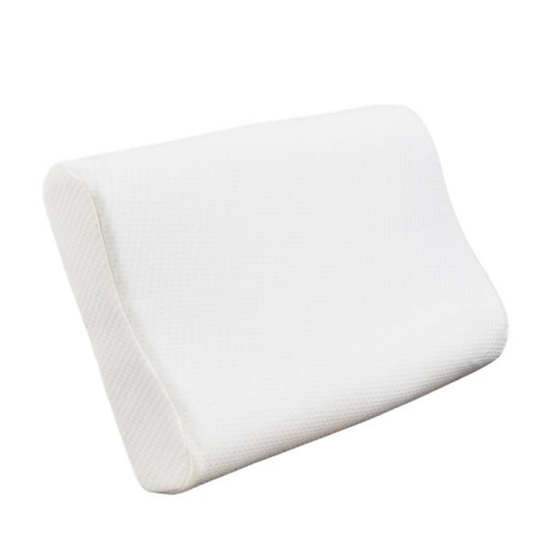 """[US-W]23x15.7x3.9/4.7"""" Gel Particle Memory Cotton High And Low Profile Pillow"""