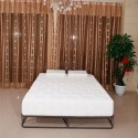 """10"""" Four-Layer COOL Medium Firm Memory Cotton Mattress with Two Pillow Punches"""